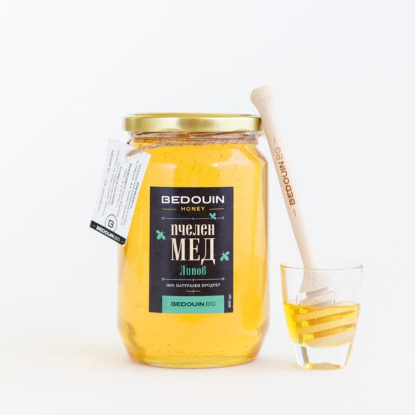 Липов пчелен мед